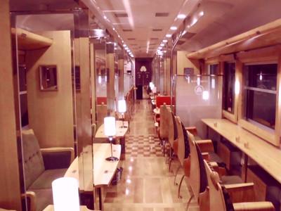 「ろくもん」軽井沢へ初の夜間運行 20日に電飾楽しむツアー