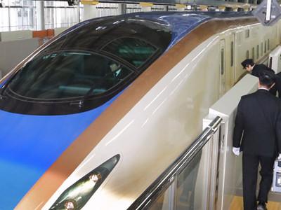 安全運行へ入念に 新幹線乗務員の訓練公開