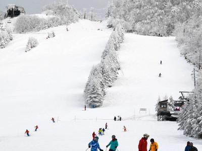 志賀高原のスキー場でリフト「自社券」販売 「共通券」のほかに