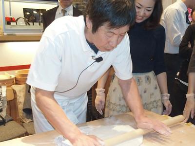 銀座NAGANOで長野の食 特産品PR始まる