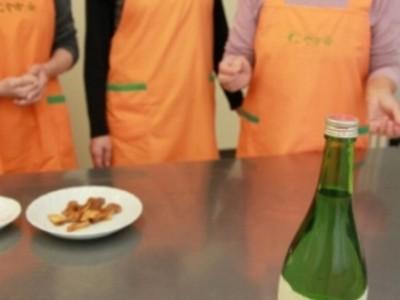 地酒の奈良漬召し上がれ 福井県小浜市、販売視野に試作作り