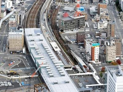 北陸新幹線敦賀開業3年前倒し 異例の福井県提案が結実