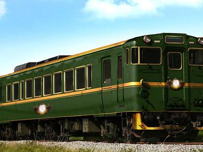 JR城端・氷見線に特別列車 今秋導入