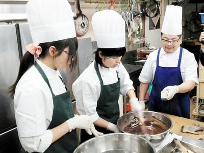 女子高校生手作りチョコいかが 鯖江、31日から販売