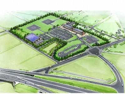 大野「道の駅」を地方創生の全国モデルに 国土交通省が選定、観光周遊拠点へ