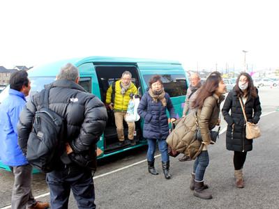 高岡・氷見結ぶ個人向け観光ツアー開始