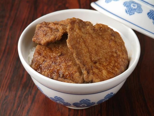 元祖ソースカツ丼(福井市)