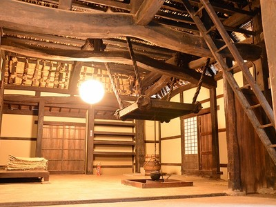 国指定重要文化財「堀口家住宅」風格が復活 40年ぶりの大改修終了、江戸中期の庄屋