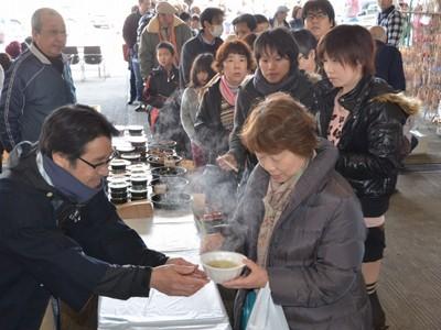 越前がに、甘エビ 堪能を 福井県坂井市・三国魚市場 14日に「感謝祭」