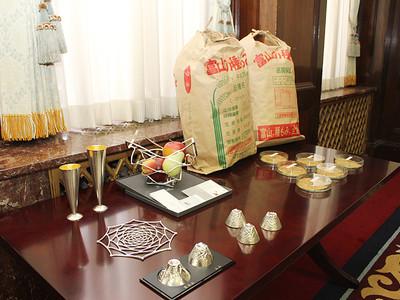 能作の錫製品、とやまの種もみ 県推奨ブランドに追加