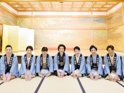 芦原温泉女将全員が唎酒師 北陸新幹線観光客もてなし