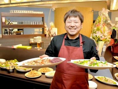 世界料理五輪「銅」畑さん 地元三国にフレンチ店 県産食材こだわり提供