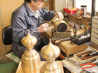 鋳物現場の見学ツアー 高岡銅器団地協組がJTBと提携
