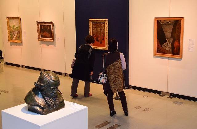美術史の転換点をたどる「ゴーギャンとポン=タヴァンの画家たち」展=福井市の県立美術館