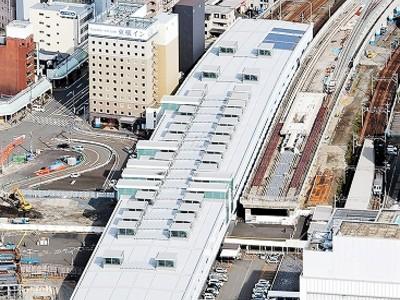 北陸新幹線、福井先行開業に難題 九頭竜川橋や駅改修