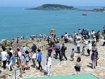 北陸新幹線効果、福井に人波 観光地に関東客目立つ