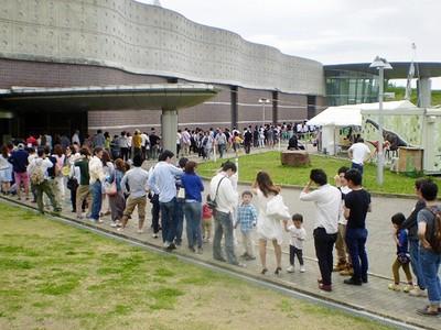 GW恐竜博物館入館者が過去最高 北陸新幹線の効果も