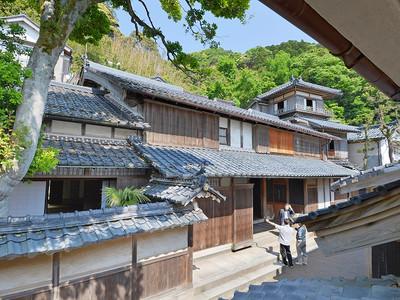 中村家住宅(南越前)が重要文化財に 北前船主の屋敷構え、文化審答申