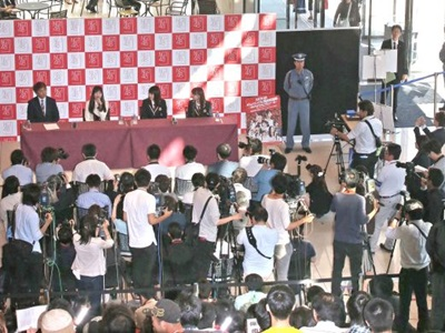 NGT48劇場発表 ラブラ2に会いに来て 新潟・万代 10月オープンへ