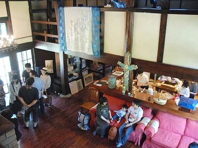 古民家カフェに変身 十日町のカール・ベンクスさん再生 住民憩いの場2軒オープン 6、19日