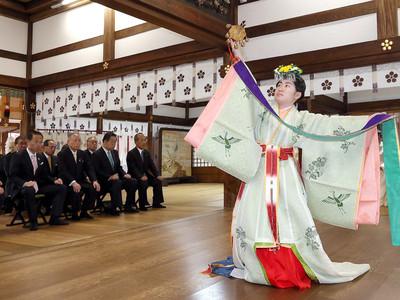 新時代の祝祭、成功願う 金沢百万石まつりが開幕