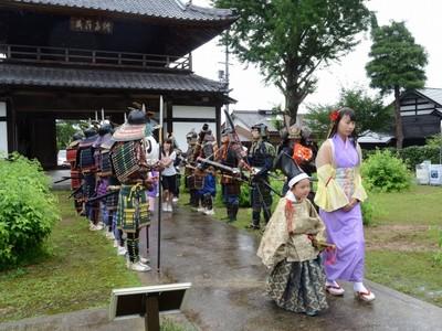 3代目お初は誰の手に 小浜・常高寺でコンテスト