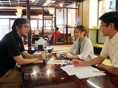老舗菓子店とコラボ 高岡・「山町茶屋」が8月リニューアル