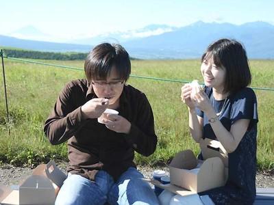 暑い夏、霧ケ峰で朝ご飯 上諏訪温泉8宿、期間限定プラン