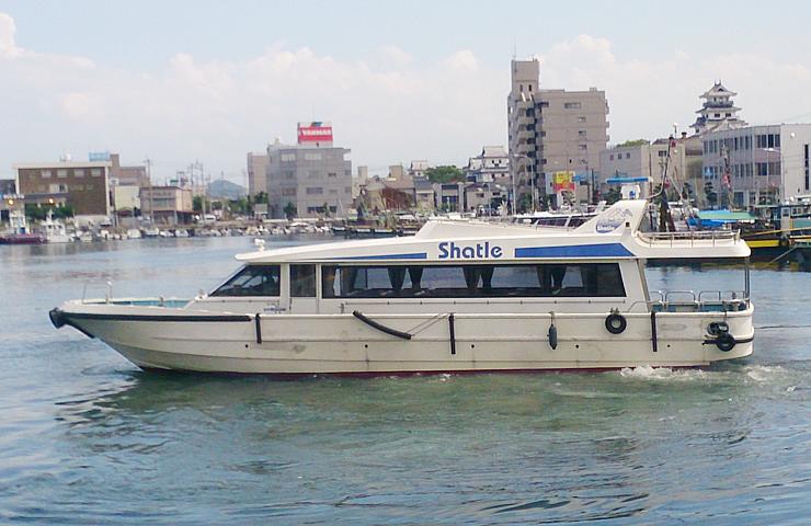 滑川市が購入する観光遊覧船