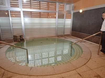 権現荘リニューアル 内風呂新設くつろいで 糸魚川