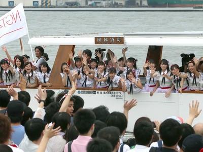 NGT48 よろしくね! 1期生26人お披露目