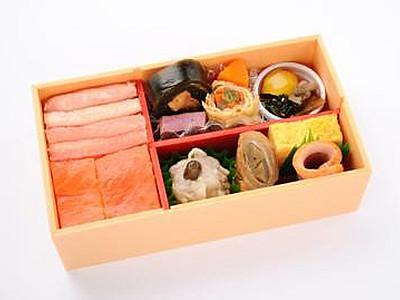 富山の秋を召し上がれ 北陸新幹線グランクラス、軽食を刷新