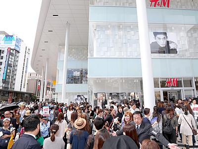 金沢市に「きらら」オープン 再開発ビル、片町再生へ一歩