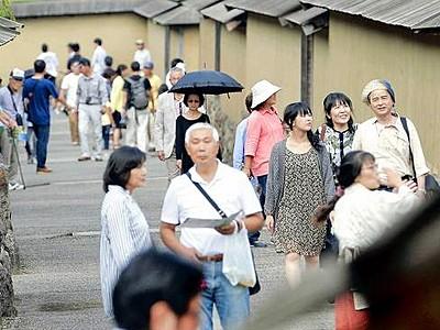 新幹線 県内へ誘客好調 大型連休中日 観光地にぎわう
