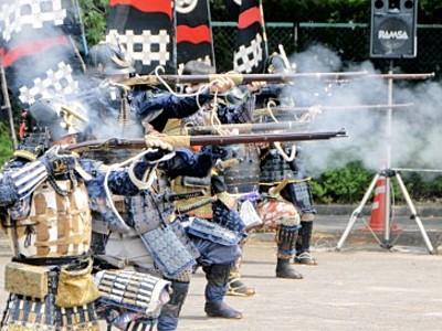 丸岡藩、元旦の祝砲再現 10、11日に坂井・古城まつり