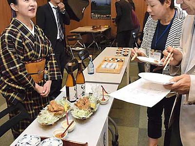 県産食材活用し戸倉上山田温泉に誘客を コンテストに向け研修会