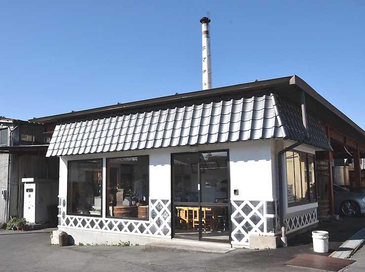発酵食品をテーマとしたモニターツアーで、最後に訪れる岡谷市の喜多屋醸造店