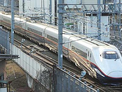 「長野新幹線」あさま「引退」へ E2系車両、臨時列車に