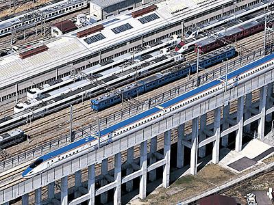 満額の8億4500万円計上 北陸新幹線・敦賀以西ルートの調査費など