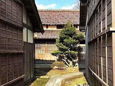 指揮者小松さん生家レストランに 坂井市三国、改修し今年4月開業
