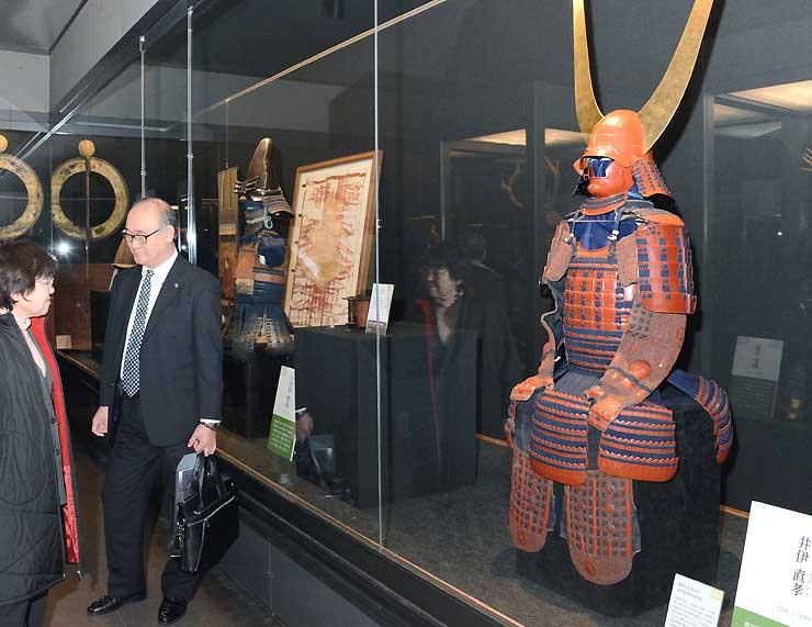 「大坂の陣」ゆかりの甲冑などが展示中の真田宝物館特別企画展