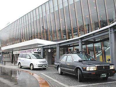 山ノ内宿泊、飯山駅からお得に タクシー・レンタカー半額程度補助