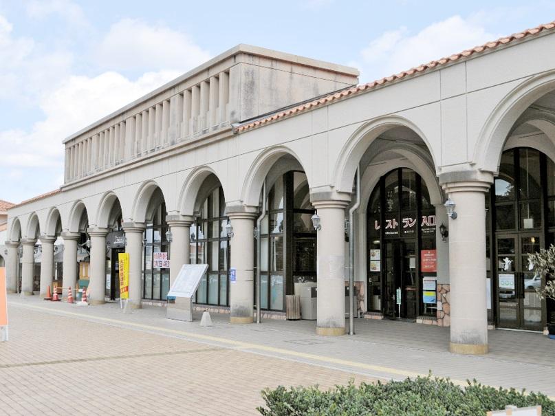 4月2日に改装オープンする福井県高浜町下車持の道の駅「シーサイド高浜」