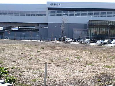 新幹線飯山駅前のホテル計画撤回 市、新たな業者公募へ