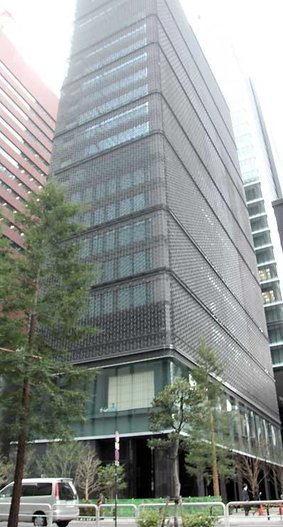 東京・大手町で開業準備が進む「星のや東京」