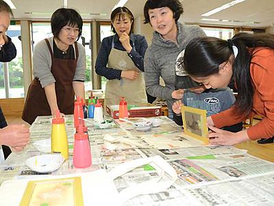 「工芸の五月」開幕 松本など70カ所で5月末まで
