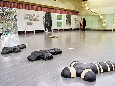 国際丹南アートフェス開幕 越前市