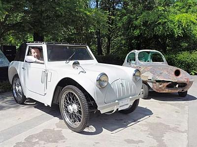 国内外の名車・旧車が集結 22日、あわら市・金津創作の森