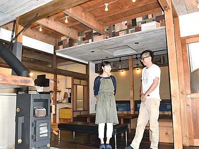松本城近くにゲストハウス 6月4日開業、市民ら改修協力