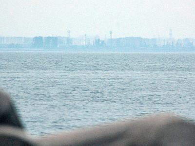 魚津で蜃気楼今季18回目 5月までの記録で最多